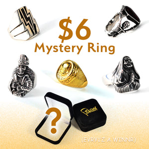 SIX DOLLAR MYSTERY RING