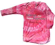 Load image into Gallery viewer, Vermin Supreme American Apparel 3/4 sleeve raglan w/ illustration by DeathMask
