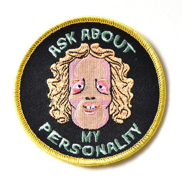 Ask About My Personality Rocky Dennis Patch 3.5