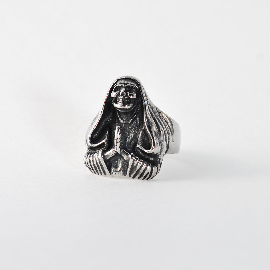 Dead Nun Biker Ring - Stepdad Collection