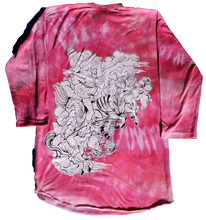 Load image into Gallery viewer, VERMIN SUPREME - AMERICAN APPAREL RAGLAN (WITH TIE DYED VARIATION)