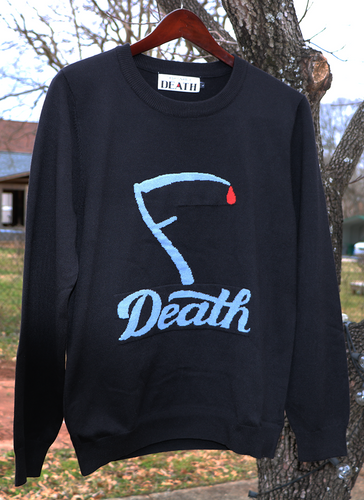 FASHIONABLE DEATH - FDEATH SWEATER