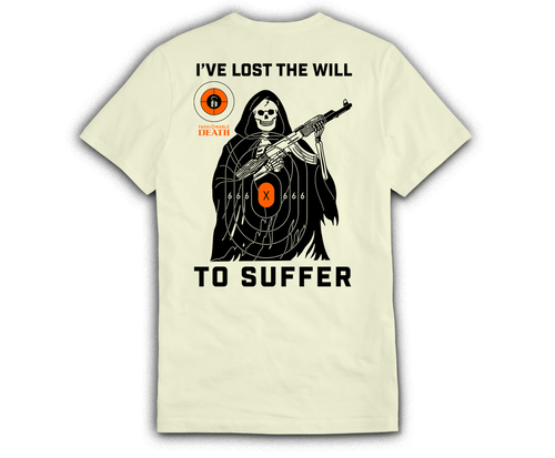FASHIONABLE DEATH - WILL TO SUFFER SHORT SLEEVE SHIRT