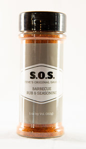 Barbecue Rub & Seasoning