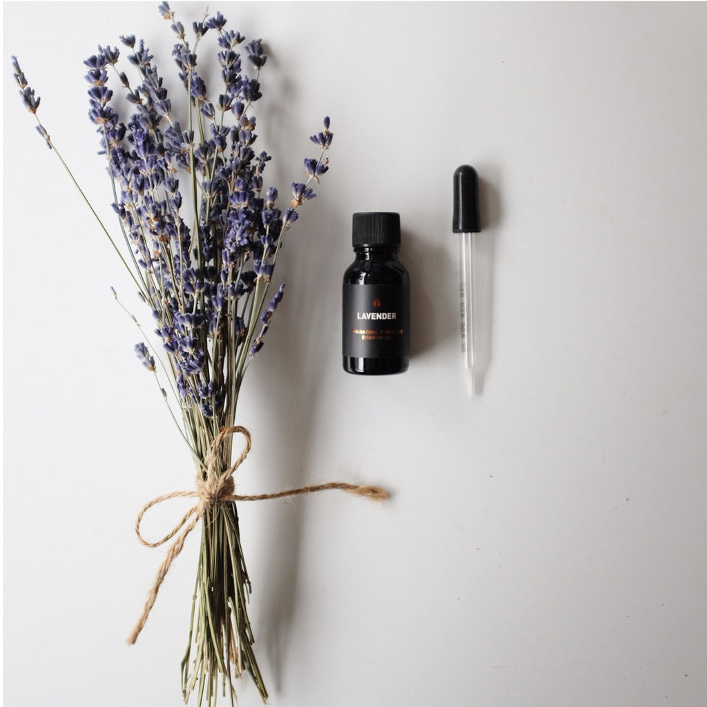 lavender pure essential oils