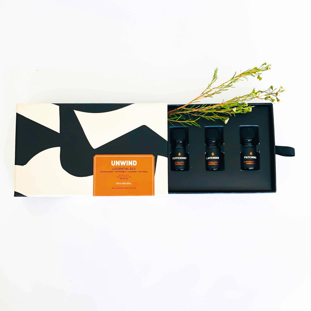 Unwind Essential Oils Set
