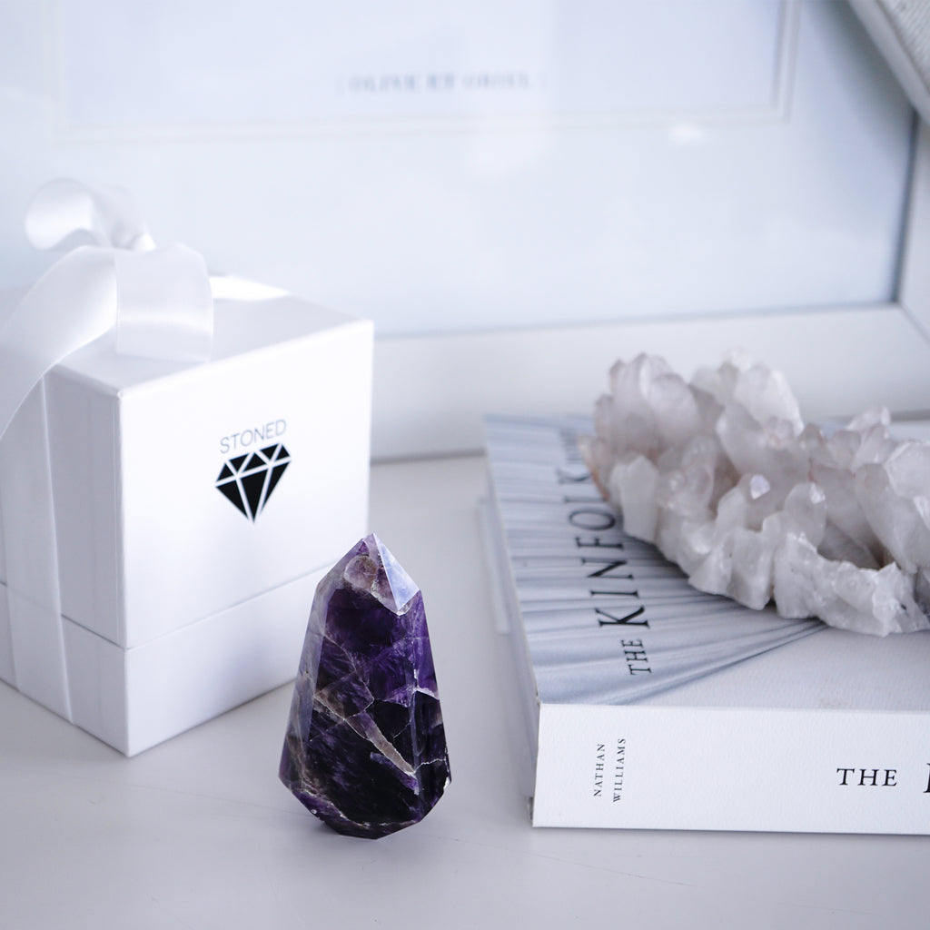 amethyst crystal for sleep