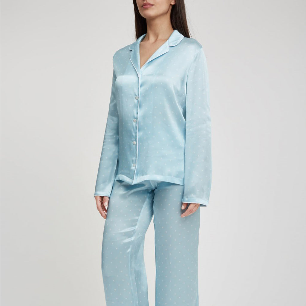 women Silk pyjama sleepwear