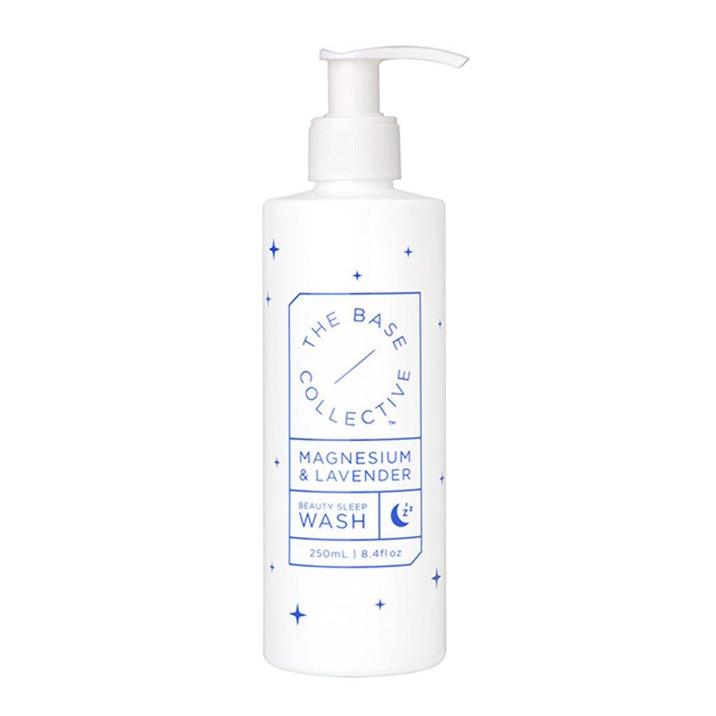 sleep magnesium body wash