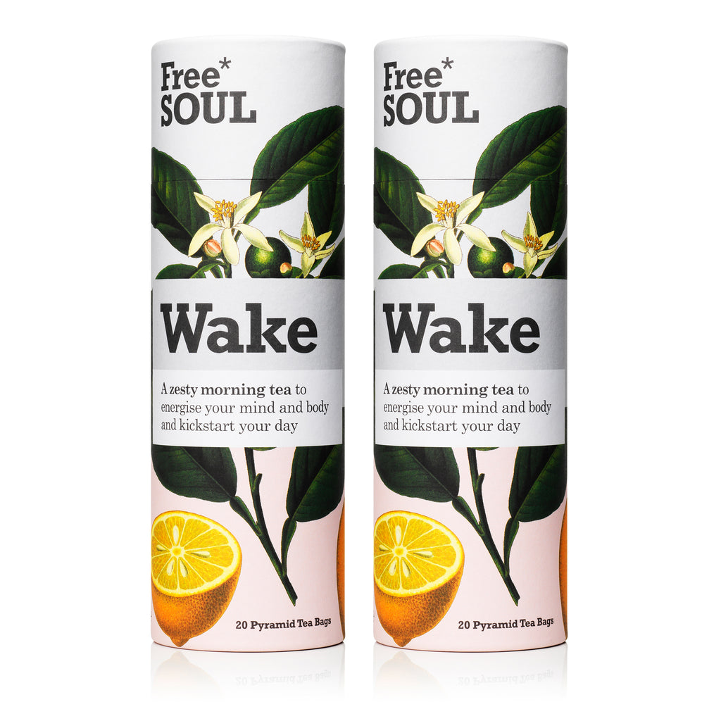 Wake Tea - set of 2
