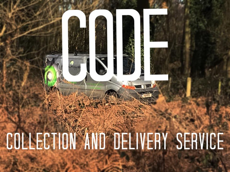 Collection & Delivery Service
