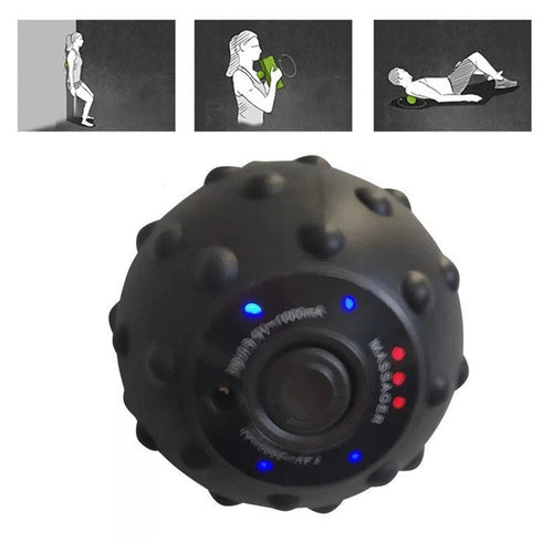 Balle de Massage MultiTekBall™ Vibrante