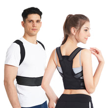 NeoPosture™ - Posture corrector back body for women & men Comfortable, discreet and light