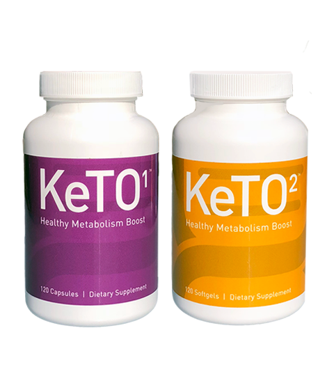 Helix Ketogenic Diet System™ (one each of Keto1+KeTO2)