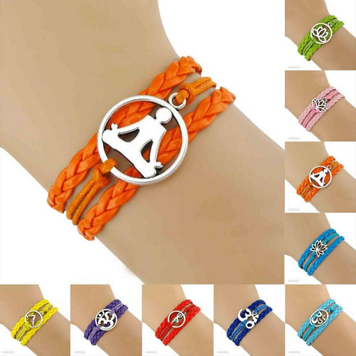 Spirit Fashion Yoga and Meditation Bracelet