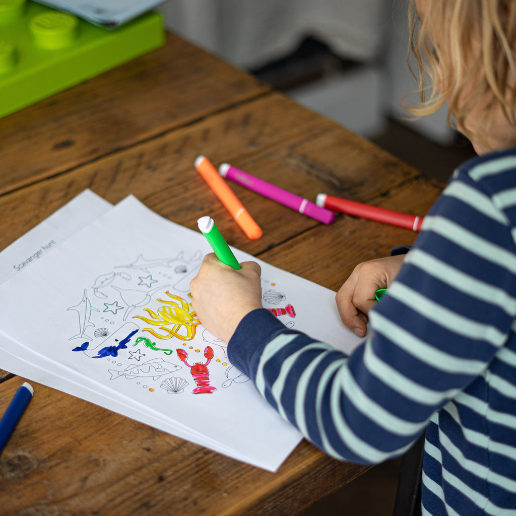 Half term ideas: Five ways to keep the kids entertained at home