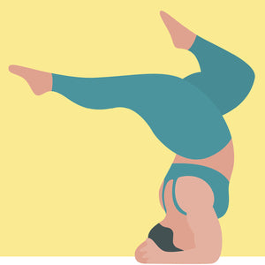 Yoga Pose Prints