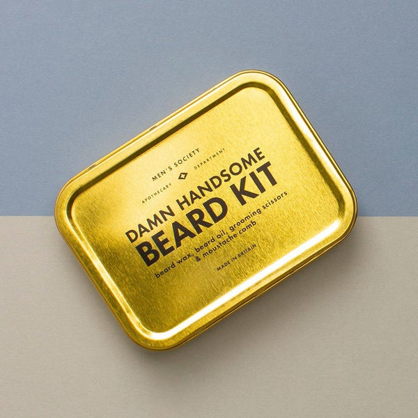 Atlantic Folk beard grooming kit gift
