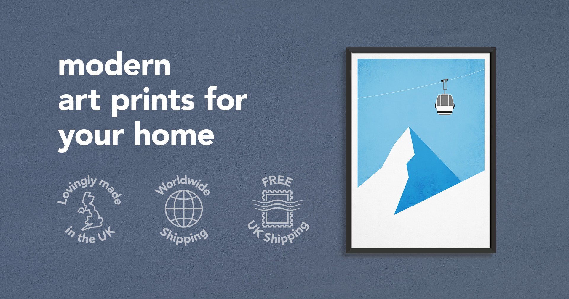 modern art prints for your home