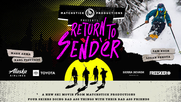 Matchstick Productions Return to Sender Film poster