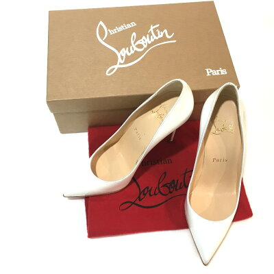 Christian Louboutin Stiletto heel white
