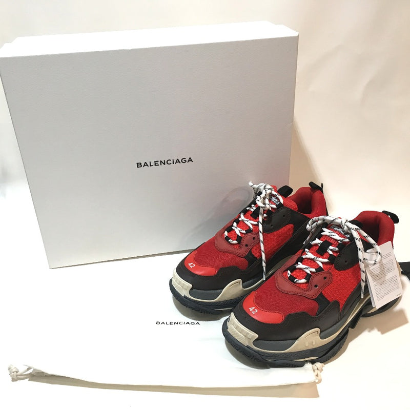 BALENCIAGA Triple S Shoes 2018ss
