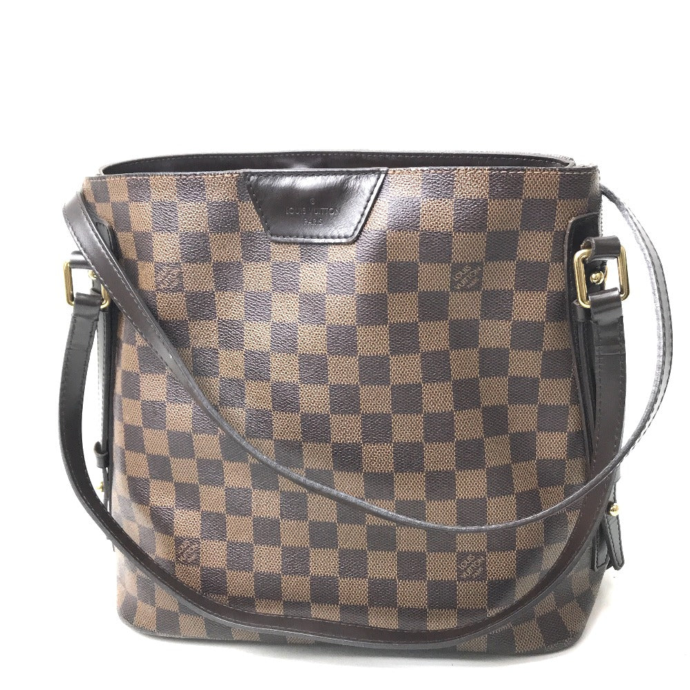 LOUIS VUITTON N41108 肩掛けショルダーバッグ カバ・リヴィントン ダミエ ダミエキャンバス レディース トートバッグ - brandshop-reference