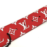 LOUIS VUITTON MP015 17aw Supreme Louis Vuitton LV Initiales 40 MM Belt モノグラム サンチュール LV イニシャル ルイヴィトン×シュプリーム レザー メンズ ベルト - brandshop-reference