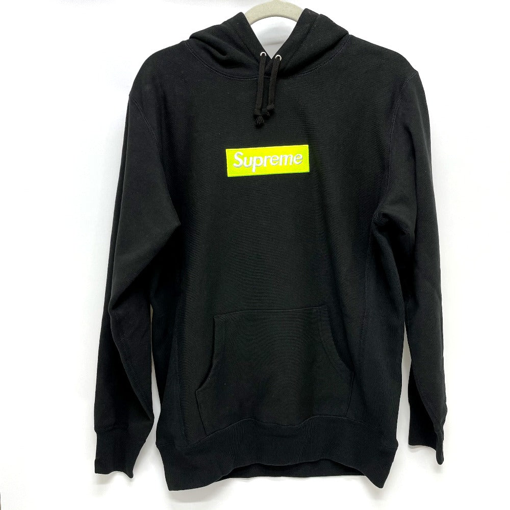 SUPREME Box Logo Box Logo Hooded Sweatshirt Pullover 17aw Parker Cotton Men's-Brandshop-Reference