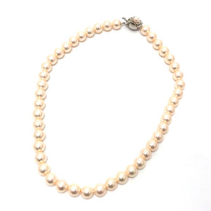 jewelry パール約8.5mm玉  パールネックレス 首飾り ネックレス パール レディース - brandshop-reference