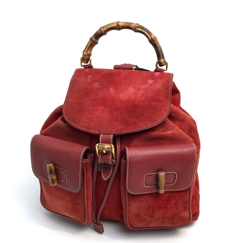 GUCCI 00358, rucksack, russack, bag, bumbuoo handle, Luc Dapac-brandshop-reference.