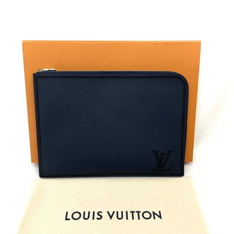 LOUIS VUITTON M68235 セカンドバッグ ポーチ ロゴ ポシェットジュール GM クラッチバッグ - brandshop-reference