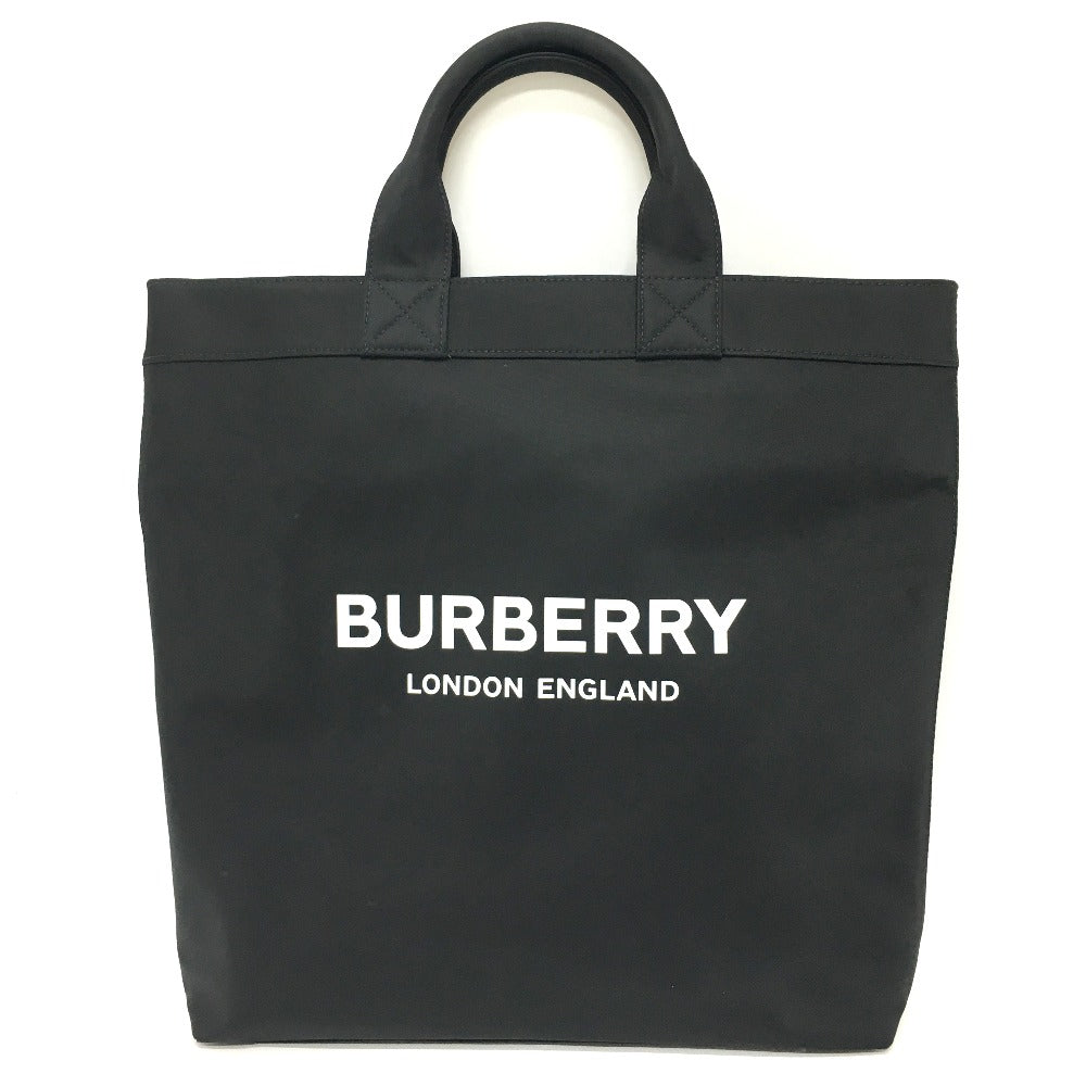 BURBERRY 8026233 ロゴ ARTIE ハンドバッグ トートバッグ ナイロン ユニセックス - brandshop-reference