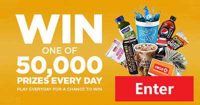 Circle K Win Game Promotion