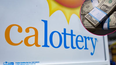 California Lottery 2nd Chance Promotion