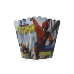 Cajitas chocoreta Spiderman 10 pzs.