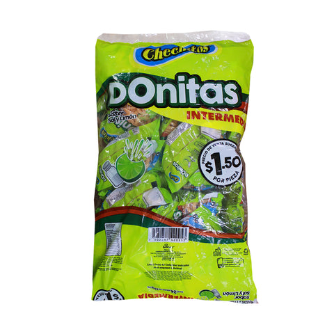 Donitas Chechitos 24 pzs