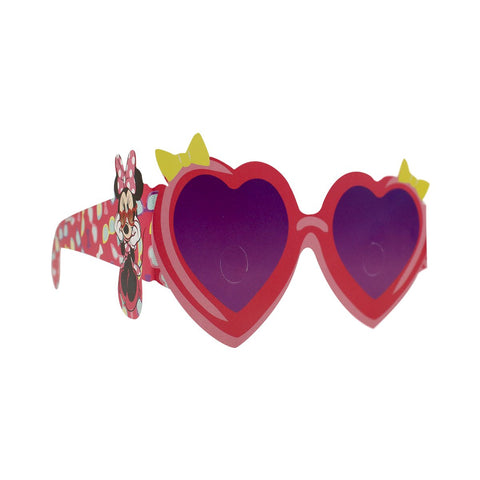 Lentes Minnie 4 pzs.