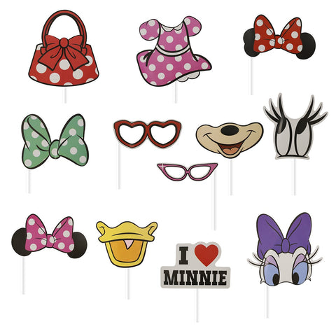 Photoprops Minnie 12 pzs.