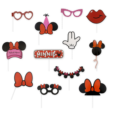 Photoprops Minnie 90´s 12 pzs.