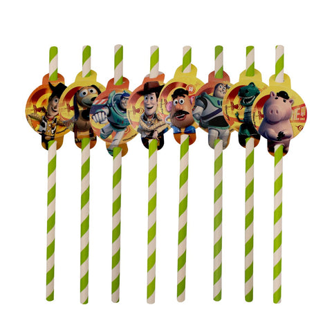 Popotes Toy Story 8 pzs.