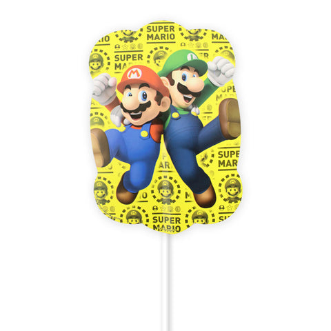 Toppers Decorativos Super Mario 12 pzs.
