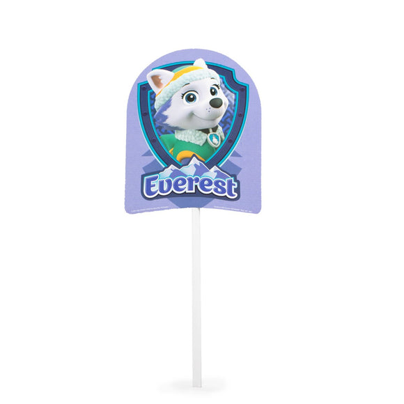 Toppers Decorativos  Everest Paw Patrol