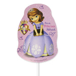 Toppers Decorativos Princesita Sofia 12 pzs.
