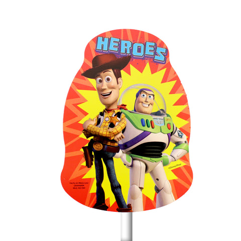 Toppers Decorativos Toy Story 12 pzs.