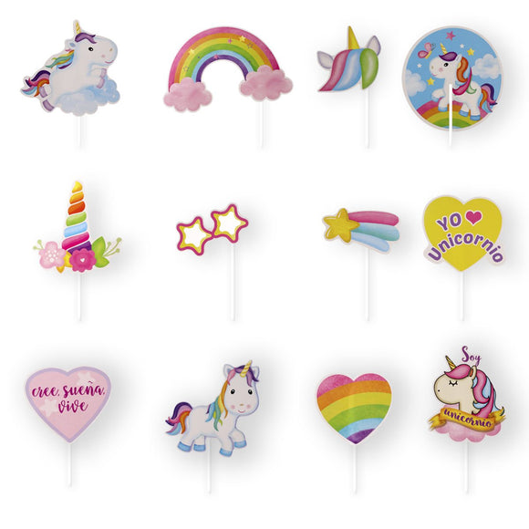 Photoprops unicornio bebé