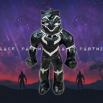 Piñata de Black Panther