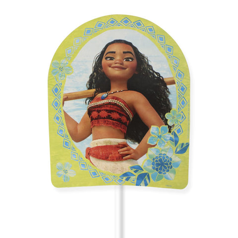 Toppers decorativos Moana 12 pzs.