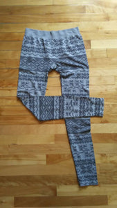 Legging gris L/XL