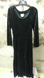 Robe vintage noire de Next Issue gr11